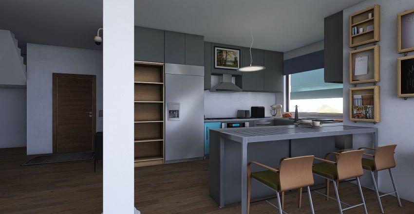 House_Last Interior Design Render