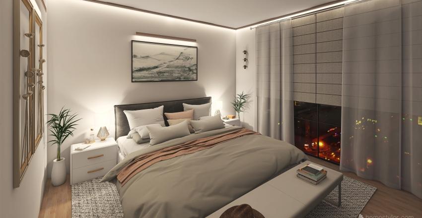 - Tiflis - Interior Design Render