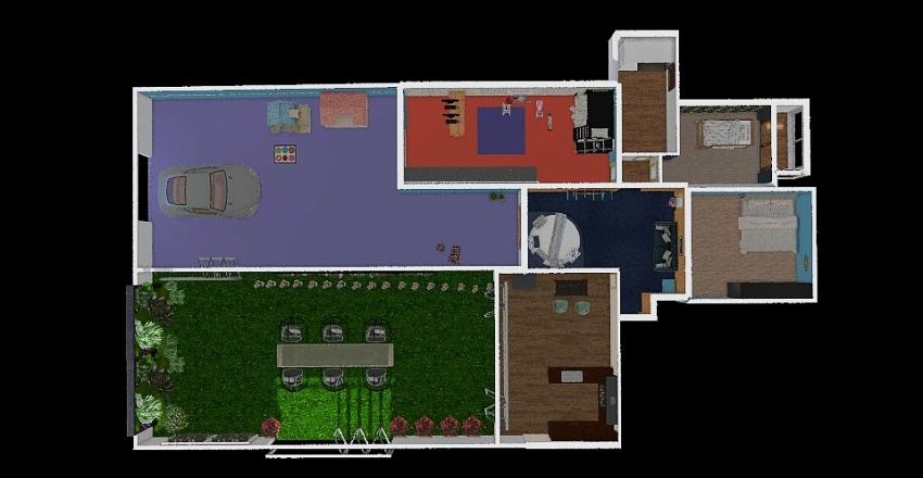 alice Interior Design Render
