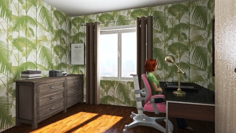 My Awesome Room Interior Design Render