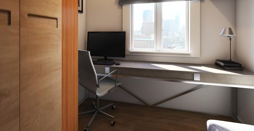 House Premium Interior Design Render