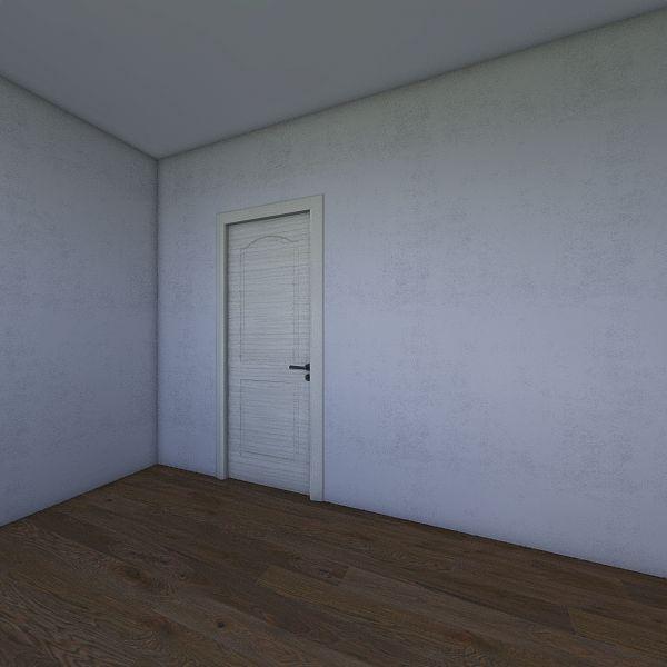 mieszkanie poprawne Interior Design Render