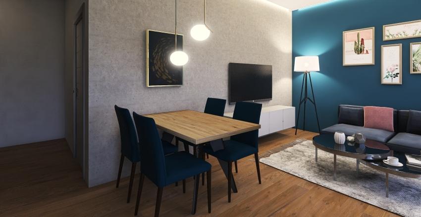 KITEK Interior Design Render