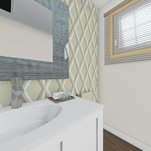 farmacia Interior Design Render