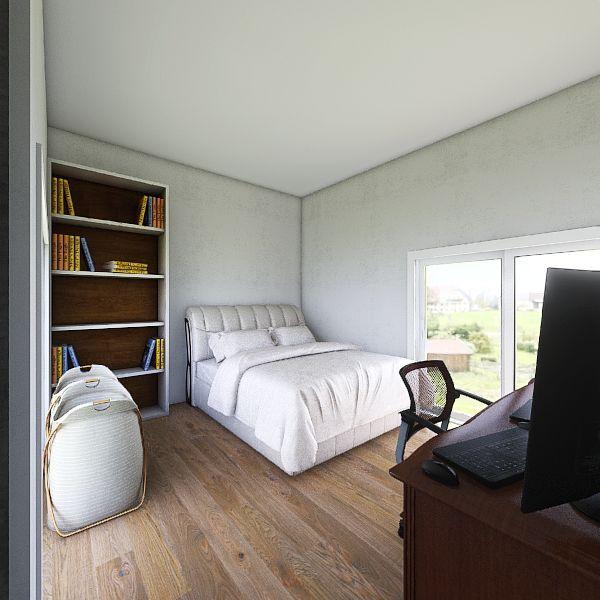 CristinaRoom Interior Design Render
