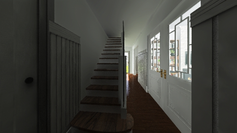 Mathew North IG plan atack Interior Design Render
