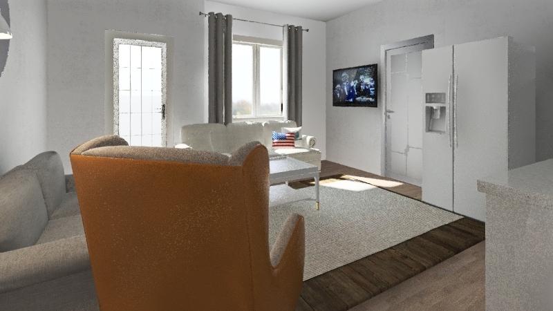 Mostar house 06.20 Interior Design Render