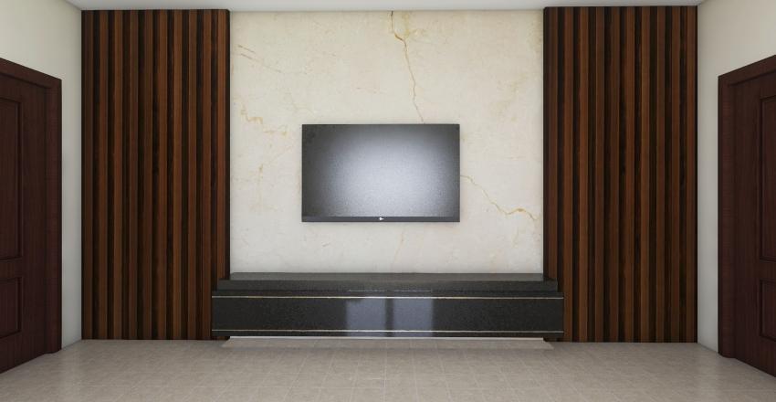 بيت ماما Interior Design Render