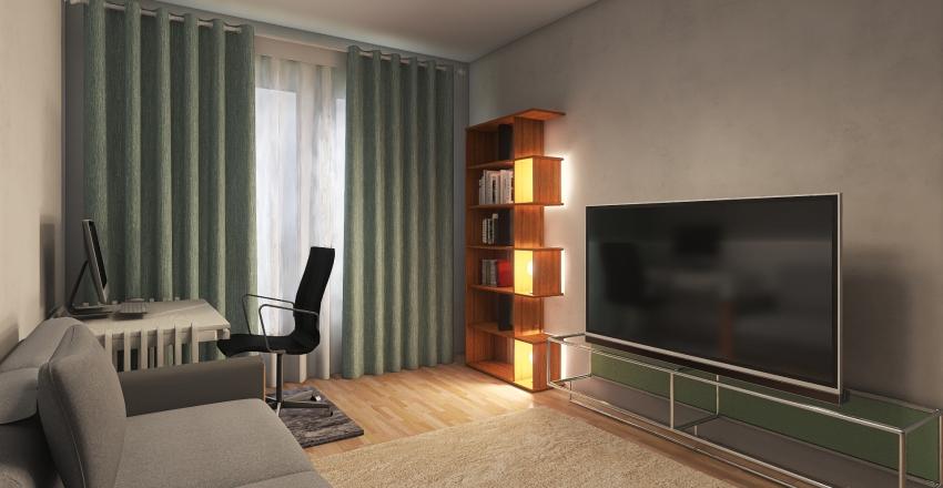Жемчужина Interior Design Render