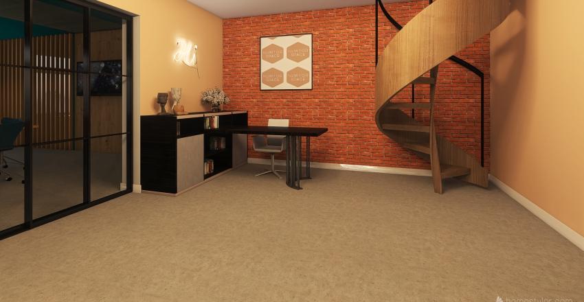Parter_Romulus4 Interior Design Render