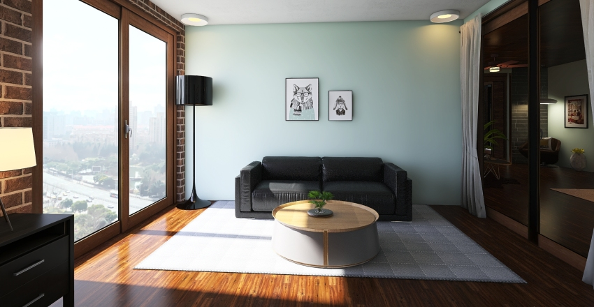 Americano Dremio Interior Design Render