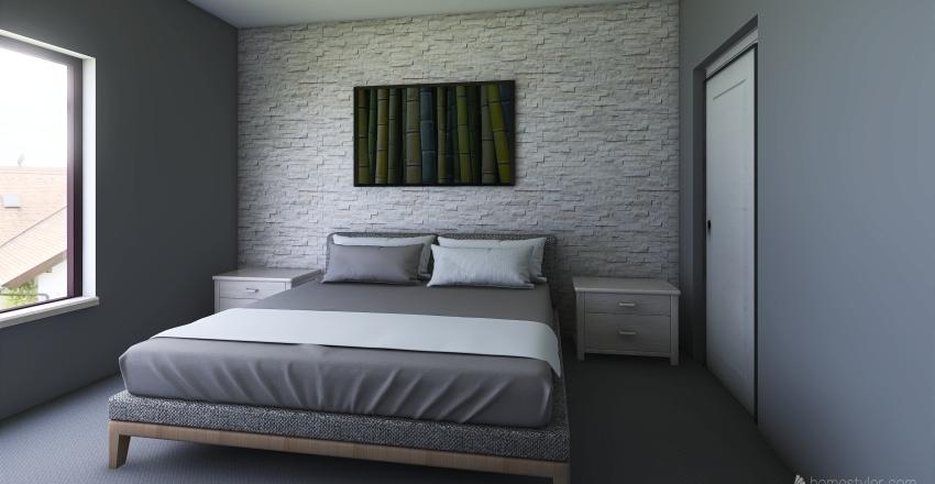 Bedrooms!! ❤ Interior Design Render