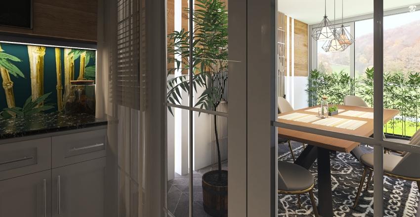 Venice House Interior Design Render