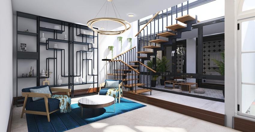 HHJG Interior Design Render