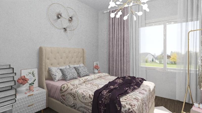 HOME K Interior Design Render