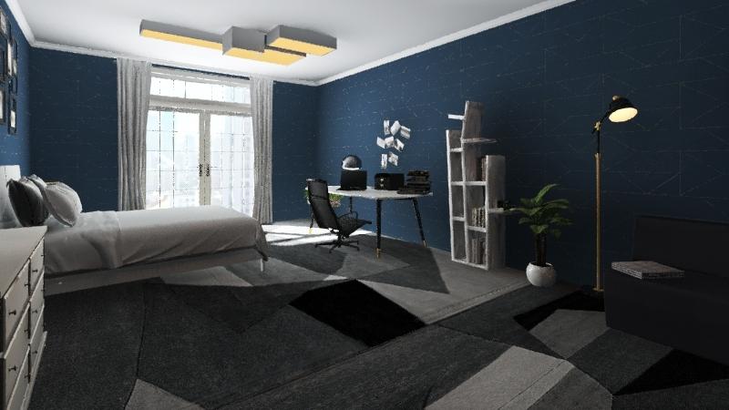 !!!Bedroom!!! Interior Design Render