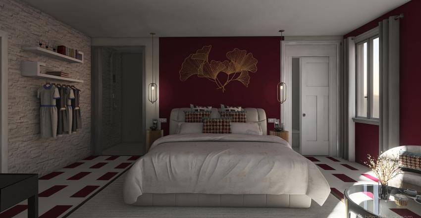 TYPE D Interior Design Render