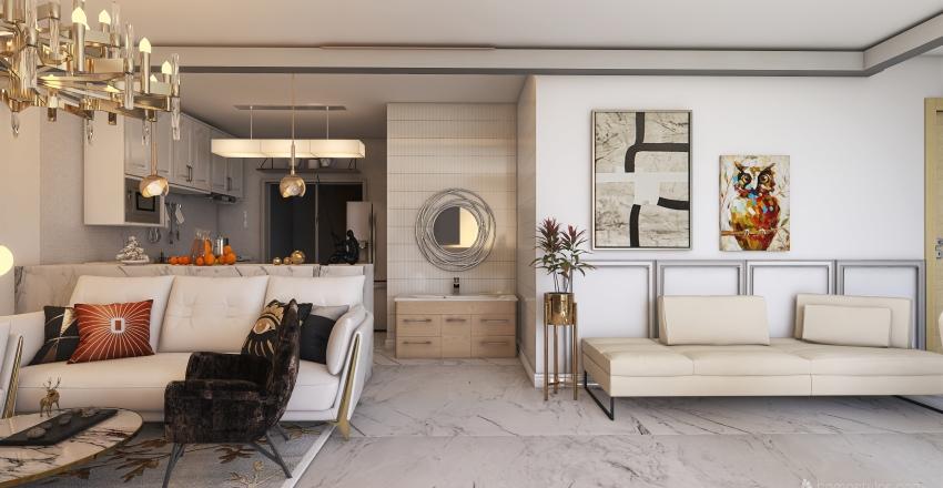 CARLTON CREEK  Interior Design Render