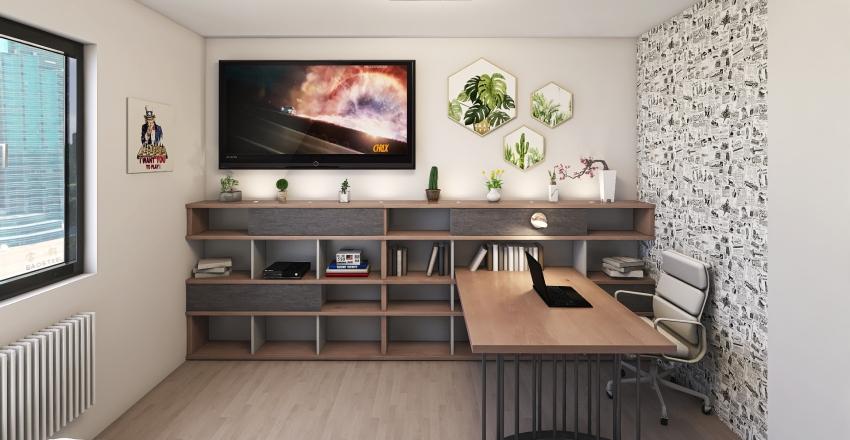 simpleroom  Interior Design Render