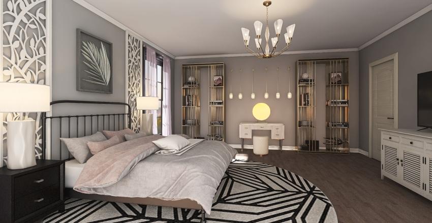 mansion asf Interior Design Render