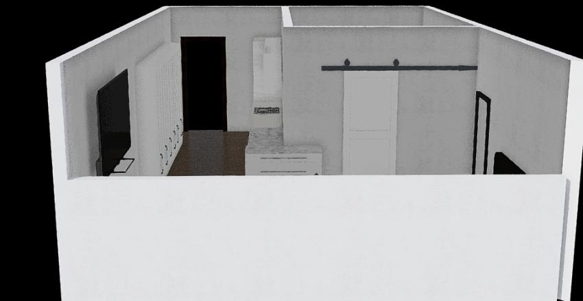 Skyloft Studio Interior Design Render