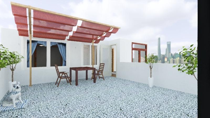 Casa Planta alta 2 Interior Design Render