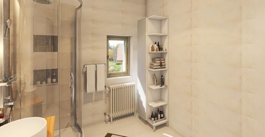 Bathrooms_First Floor Interior Design Render