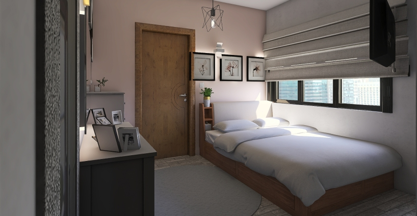 cuarto 2020 Interior Design Render