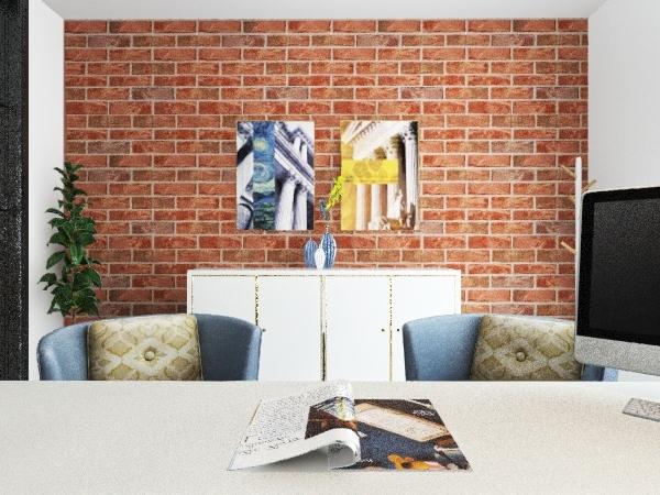 disegno 5 Interior Design Render
