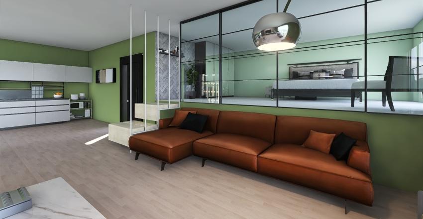 open indust 2liv fin Interior Design Render