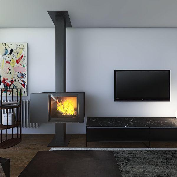 La Freixera 12-2019 Interior Design Render
