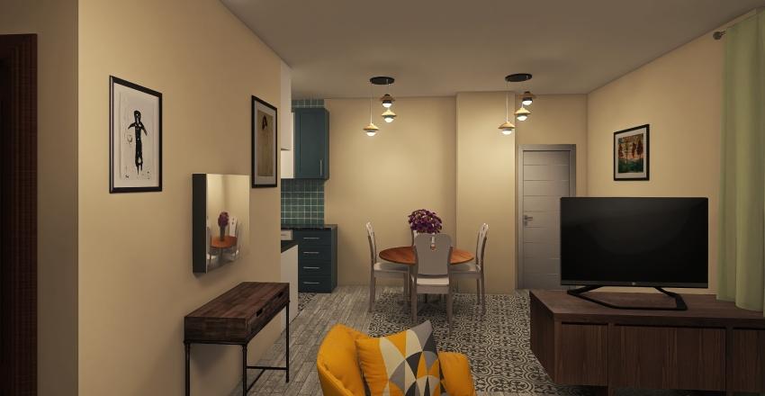 mmmmm Interior Design Render