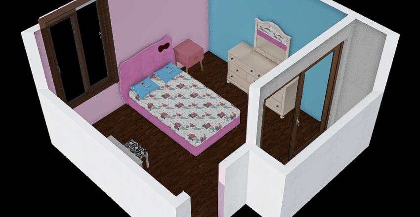somaya Interior Design Render
