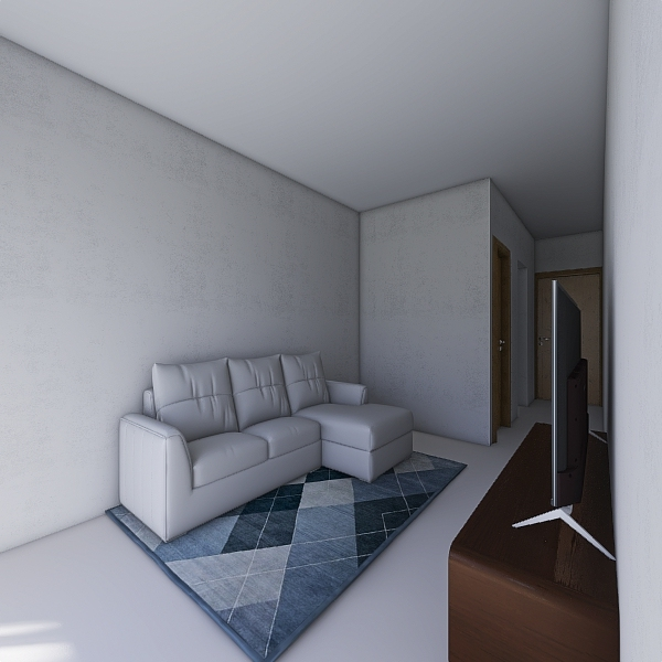 Casa Tere Interior Design Render