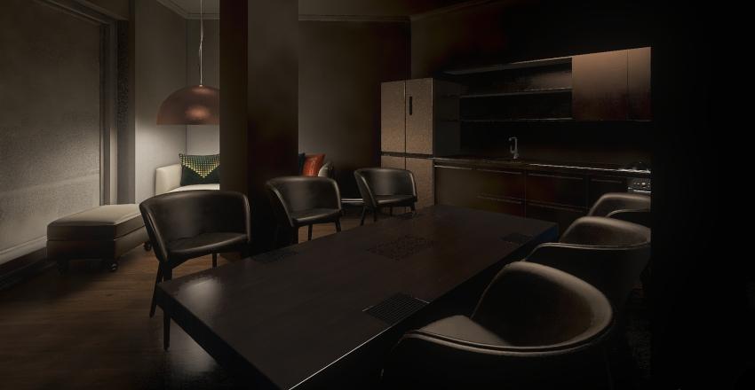 room big Interior Design Render