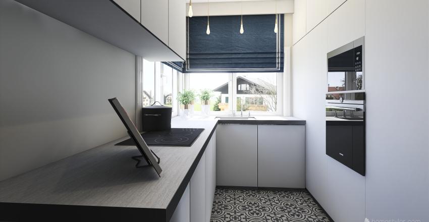 Pani Ewelina Kurek Interior Design Render