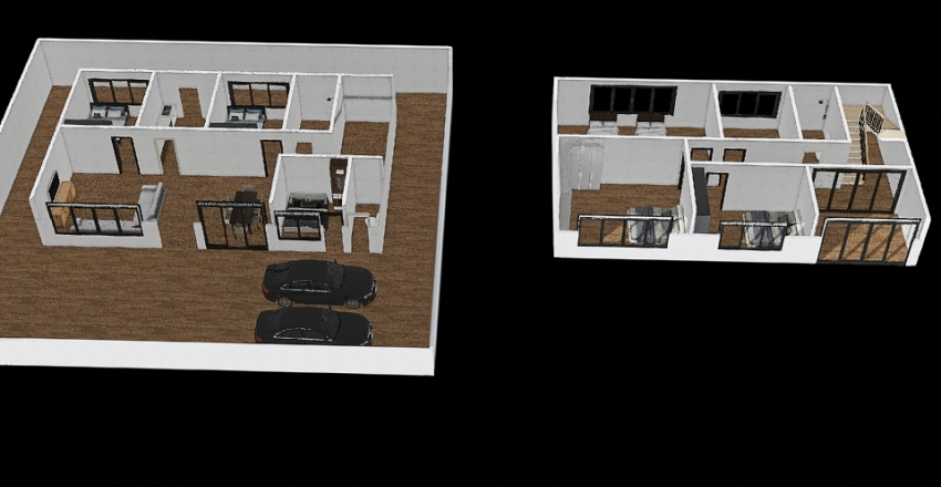 MY HOUSE 5 Interior Design Render
