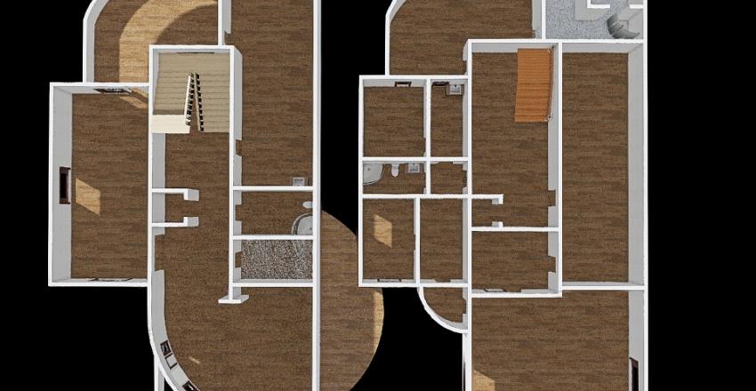 Дома_0485 Interior Design Render