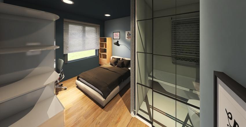 10JK(2衛) Interior Design Render