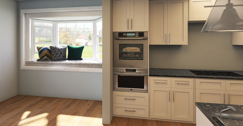 House Interior Design Render