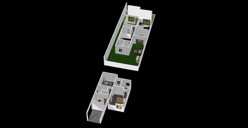 Real de Montejo Interior Design Render