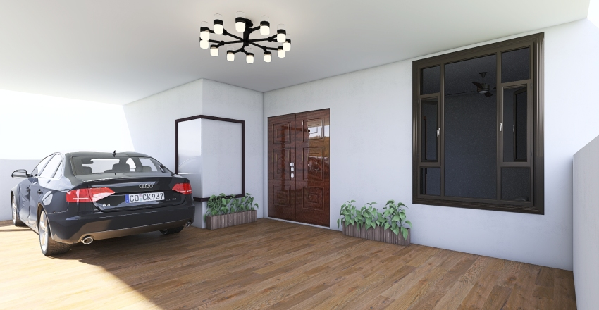 JVG Villa advance Interior Design Render