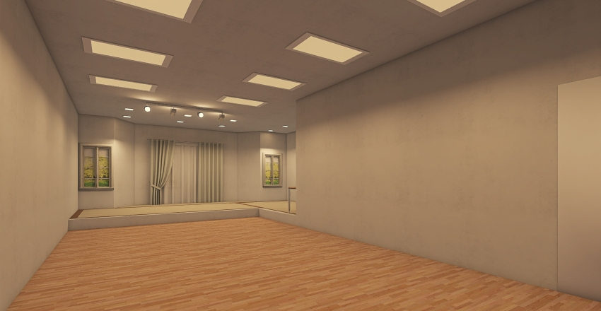 TRLG Puchong 3rd Floor Interior Design Render