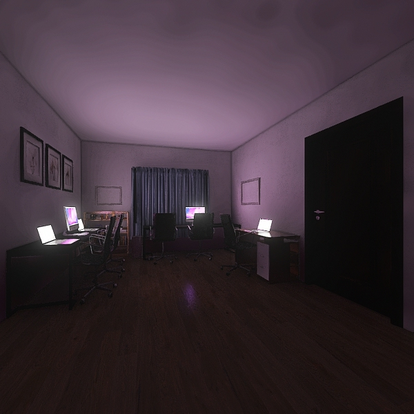 my off Interior Design Render