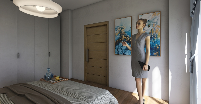 via marino Interior Design Render
