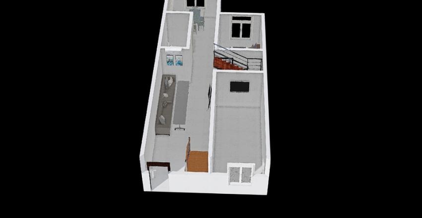 AZIZBEK SALAYEV Interior Design Render