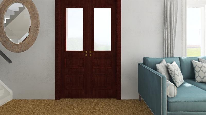 casa anna secondo piano Interior Design Render