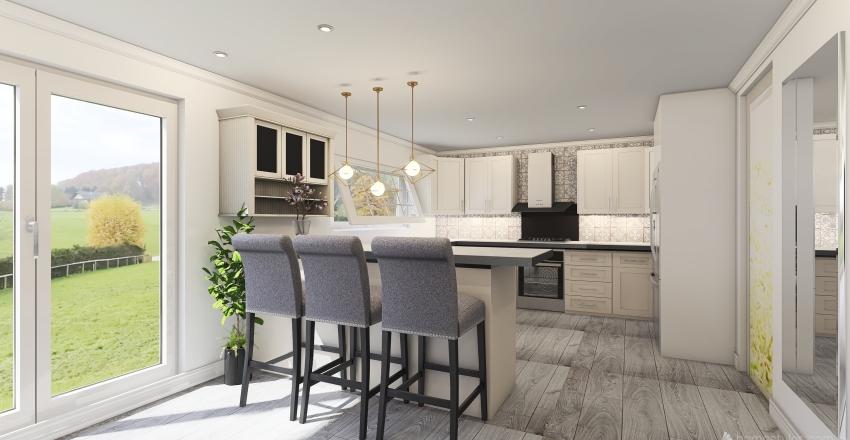 dimple design Interior Design Render