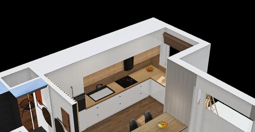 łazienka nr 3 Interior Design Render