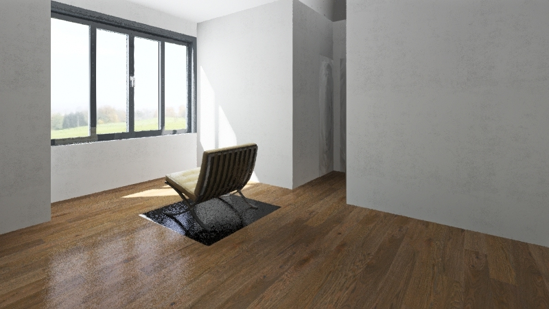 Reserva Acqua 502 Interior Design Render